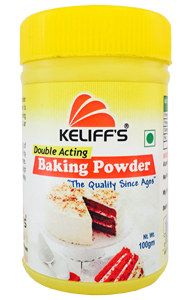 Baking powder of highest quality